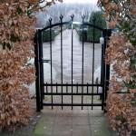 Loophek begraafplaats